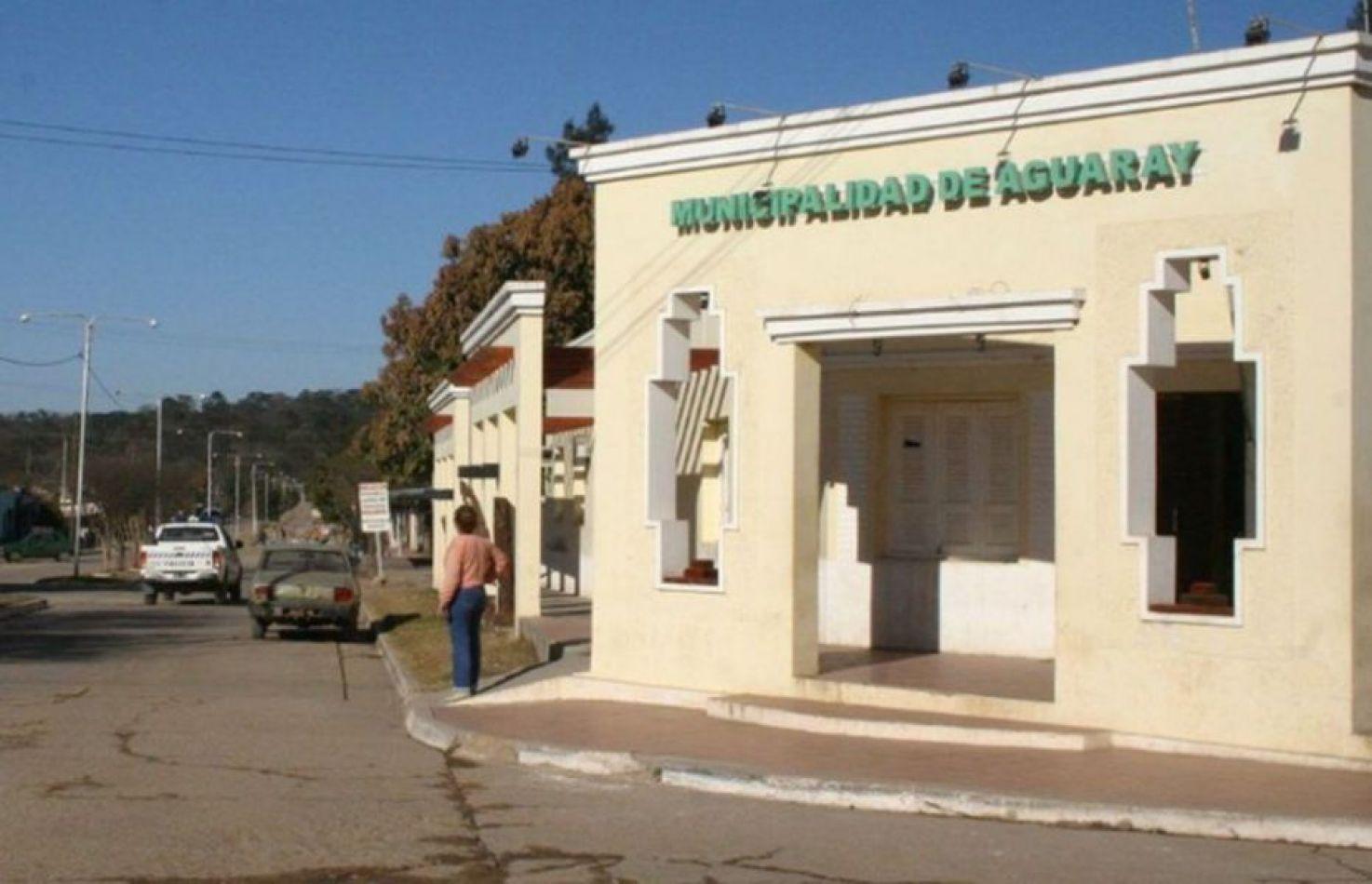Diputados aprobó la intervención del municipio de Aguaray