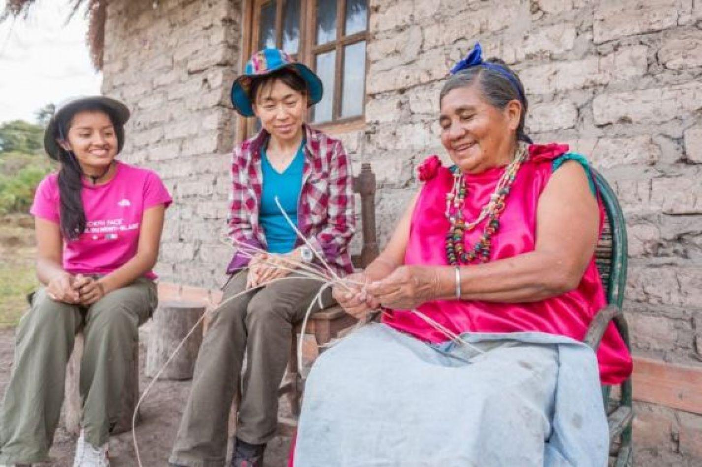En Salta el turismo rural comunitario es liderado por mujeres