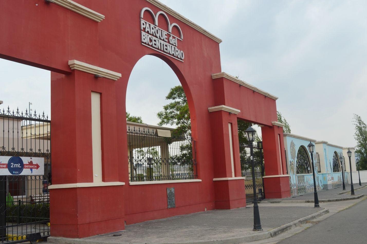 La Municipalidad solicitó la apertura de dos parques de la ciudad