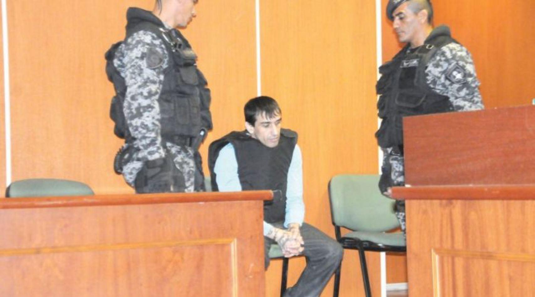 Femicidio en la cárcel: hoy se reanuda el juicio contra Chirete ...