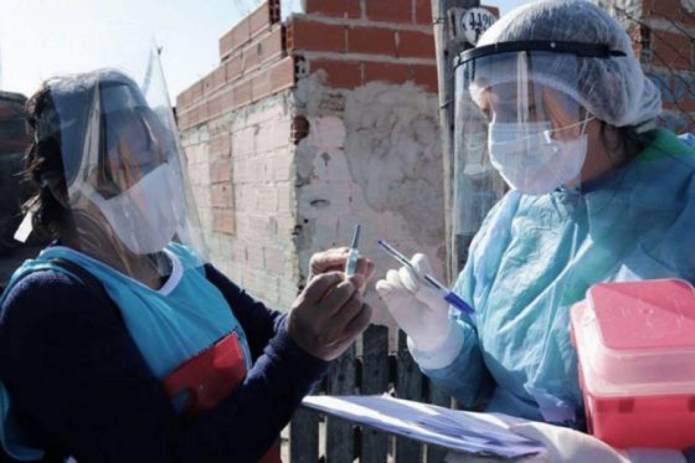 Más de 2 mil personas fueron testeadas en la última semana en Salta