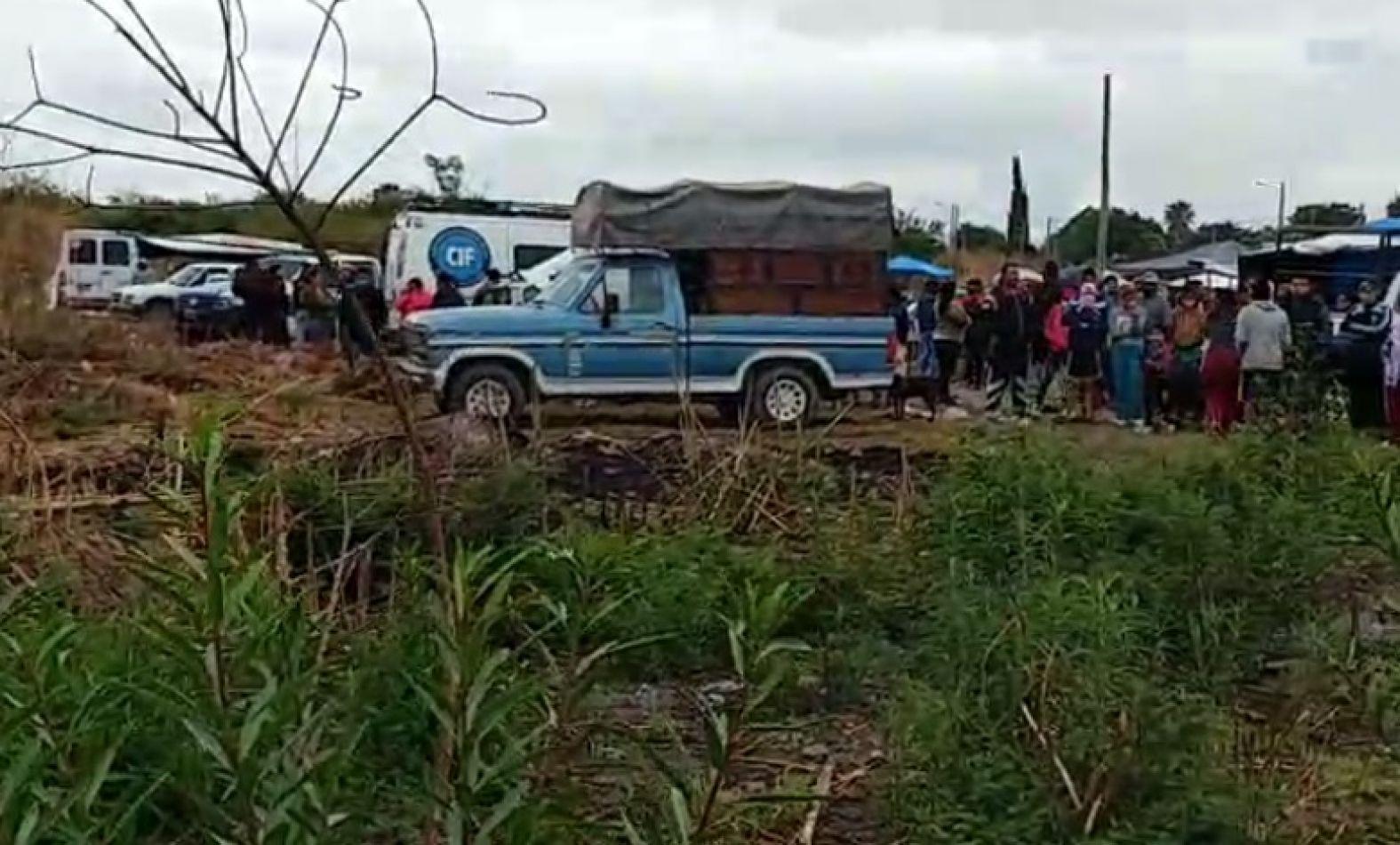 Zona Sudeste: encuentran el cuerpo de una mujer en un descampado