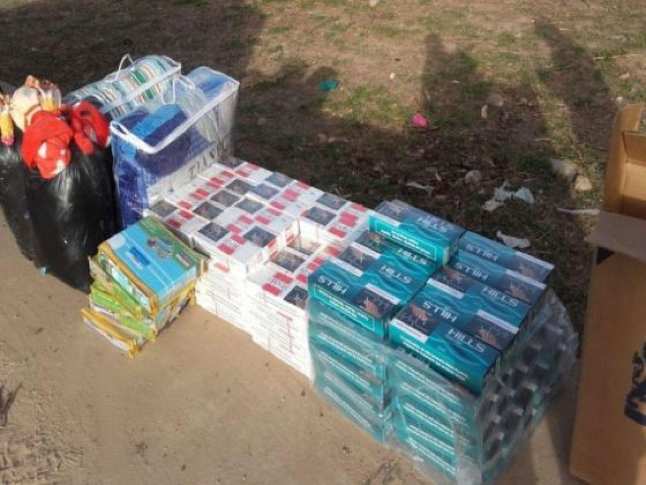 La DGR dispuso el decomiso de cigarrillos que ingresaban a Salta de manera ilegal