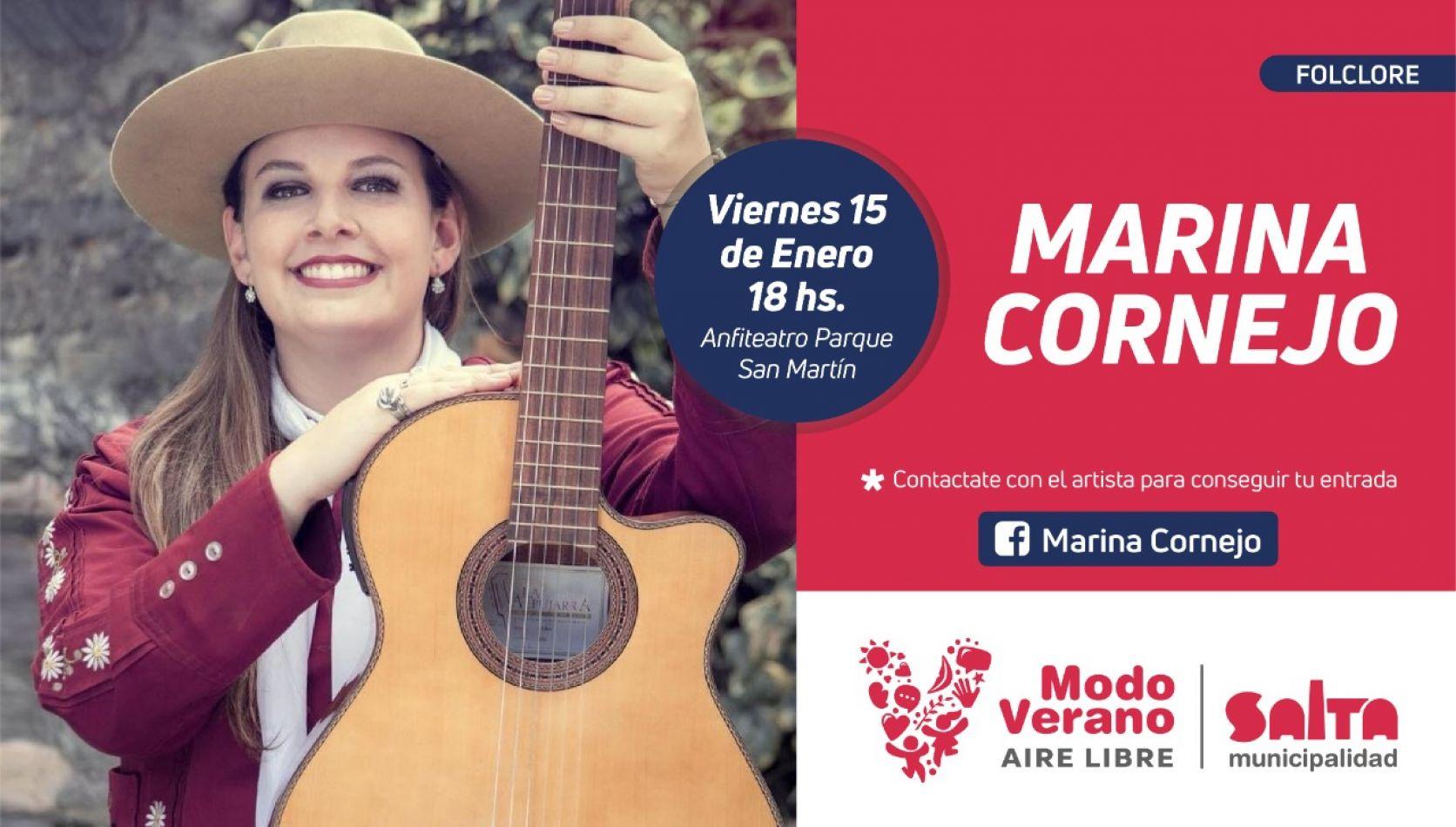 """Este viernes habrá concierto de folklore y pop-funk en el anfiteatro """"Cuchi"""" Leguizamón"""