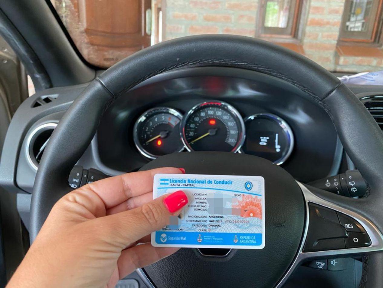 Desde el viernes 26 se podrá sacar turno para tramitar en marzo la licencia de conducir