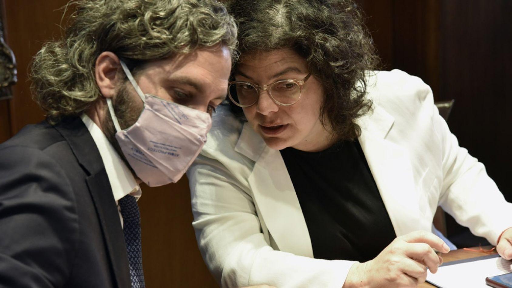 """Nación, Provincia y Ciudad analizaron medidas para combatir la """"segunda ola"""" de coronavirus"""