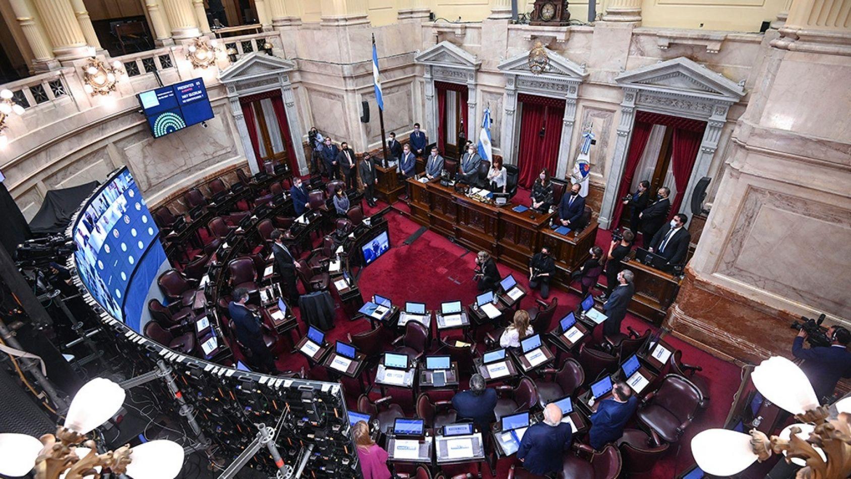 El Senado debatirá el jueves los proyectos de Ganancias y Monotributo