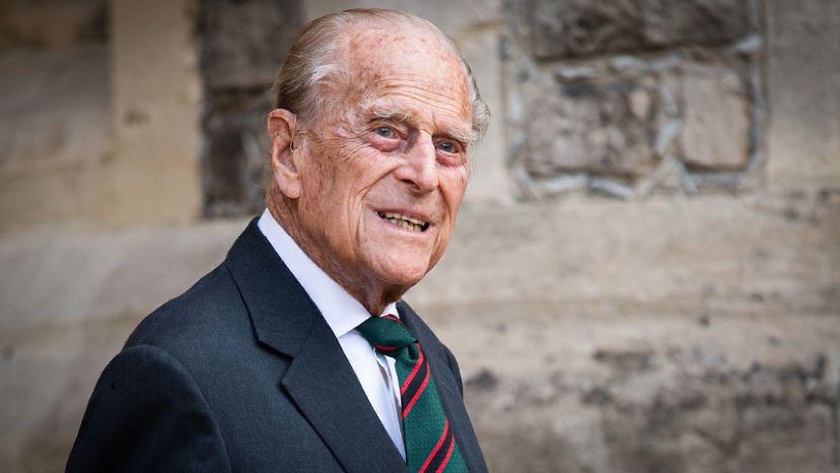 Muere el príncipe Felipe de Edimburgo a los 99 años