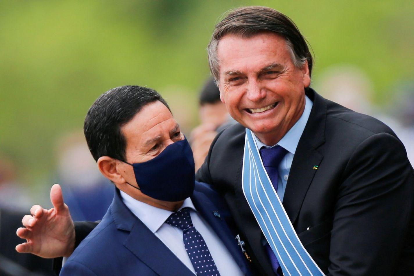 """El vicepresidente de Brasil calificó a la Argentina de """"mendigo eterno"""""""