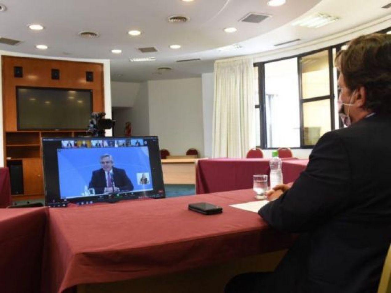 Salta se suma a la línea de 87.000 créditos para viviendas anunciada por el presidente Fernández