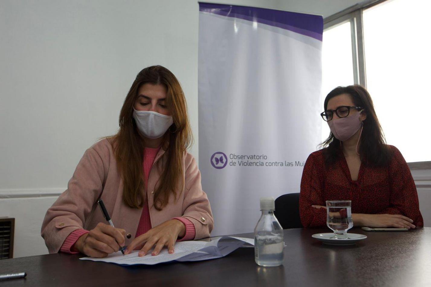 """Bettina Romero: """"Trabajamos para que más mujeres participen en política y ocupen lugares de decisión"""""""