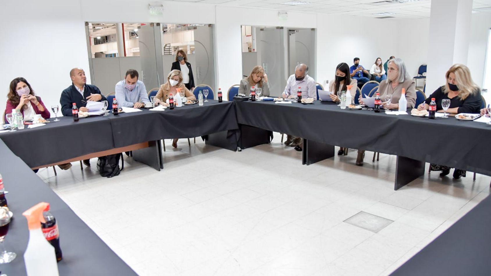 La Municipalidad presentó a concejales el proyecto de moratoria 2021
