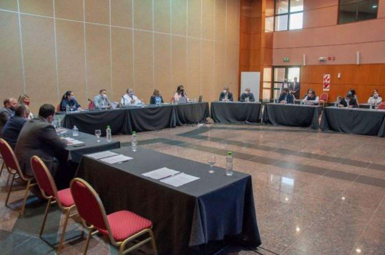 Se presentó el Programa Federal Municipios y Comunidades Saludables