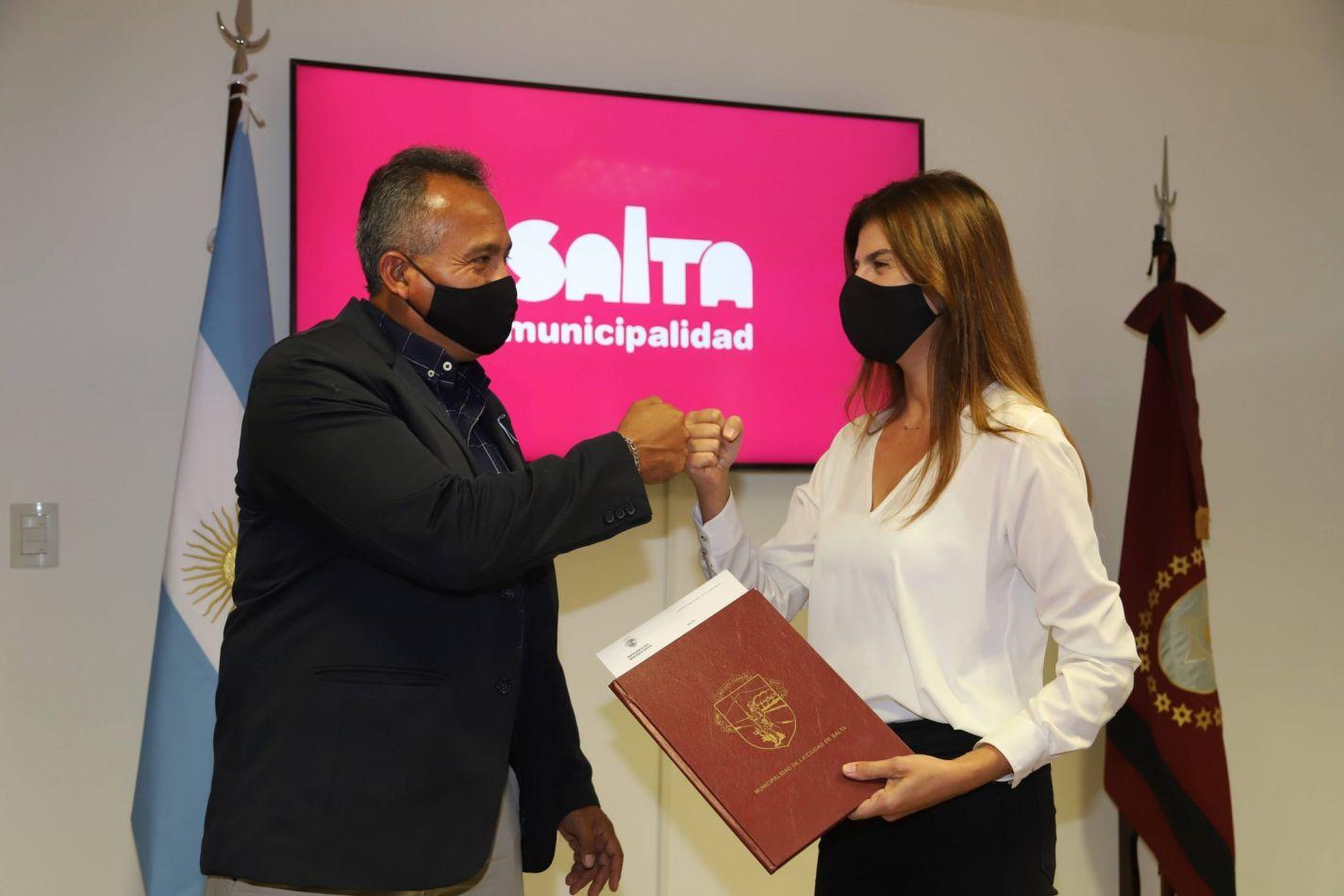 Asumió Federico Casas como secretario de Servicios Públicos y Ambiente del municipio