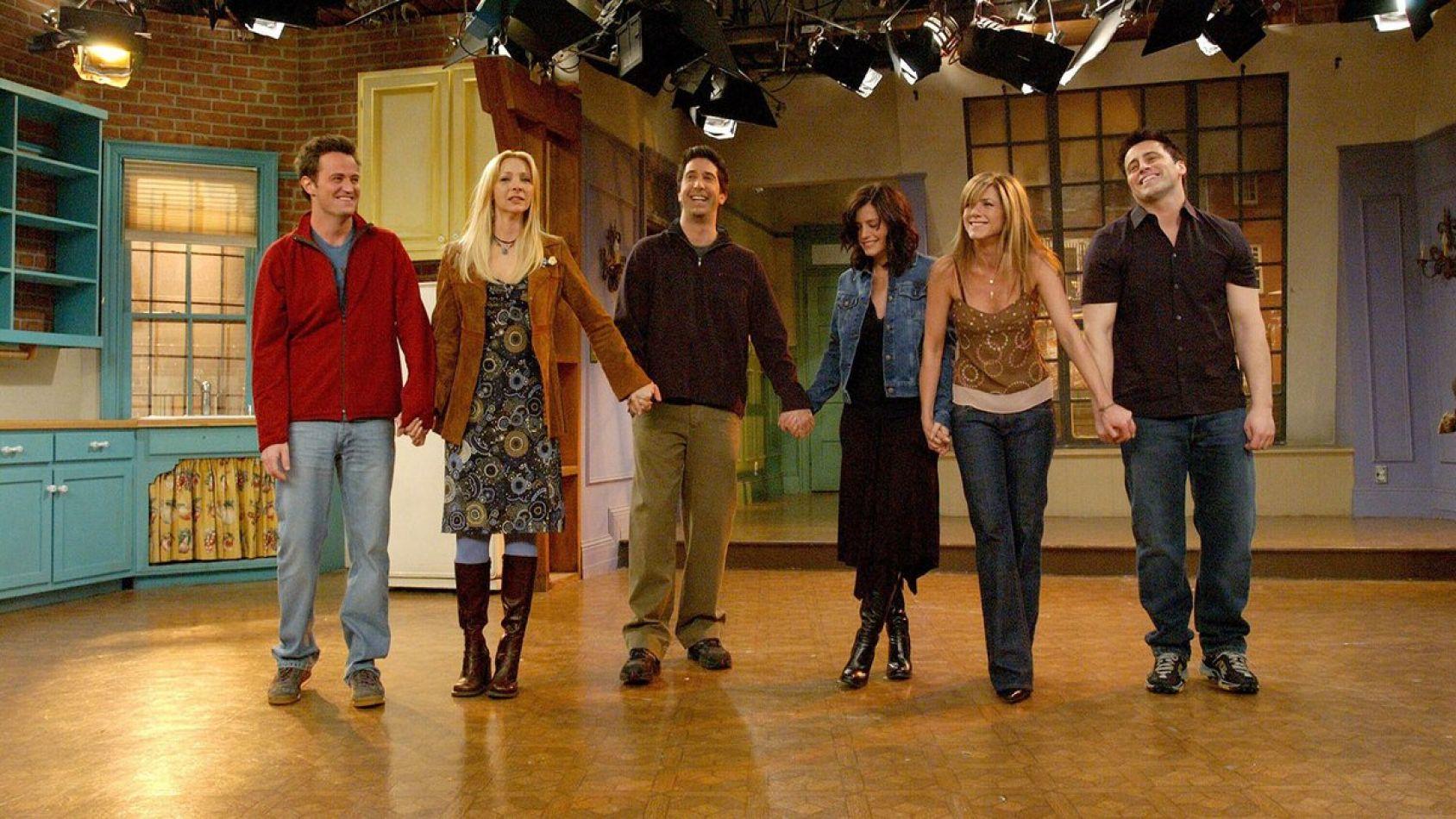 A 17 años del último capítulo de Friends: el día que Jennifer Aniston y sus amigos lloraron de verdad