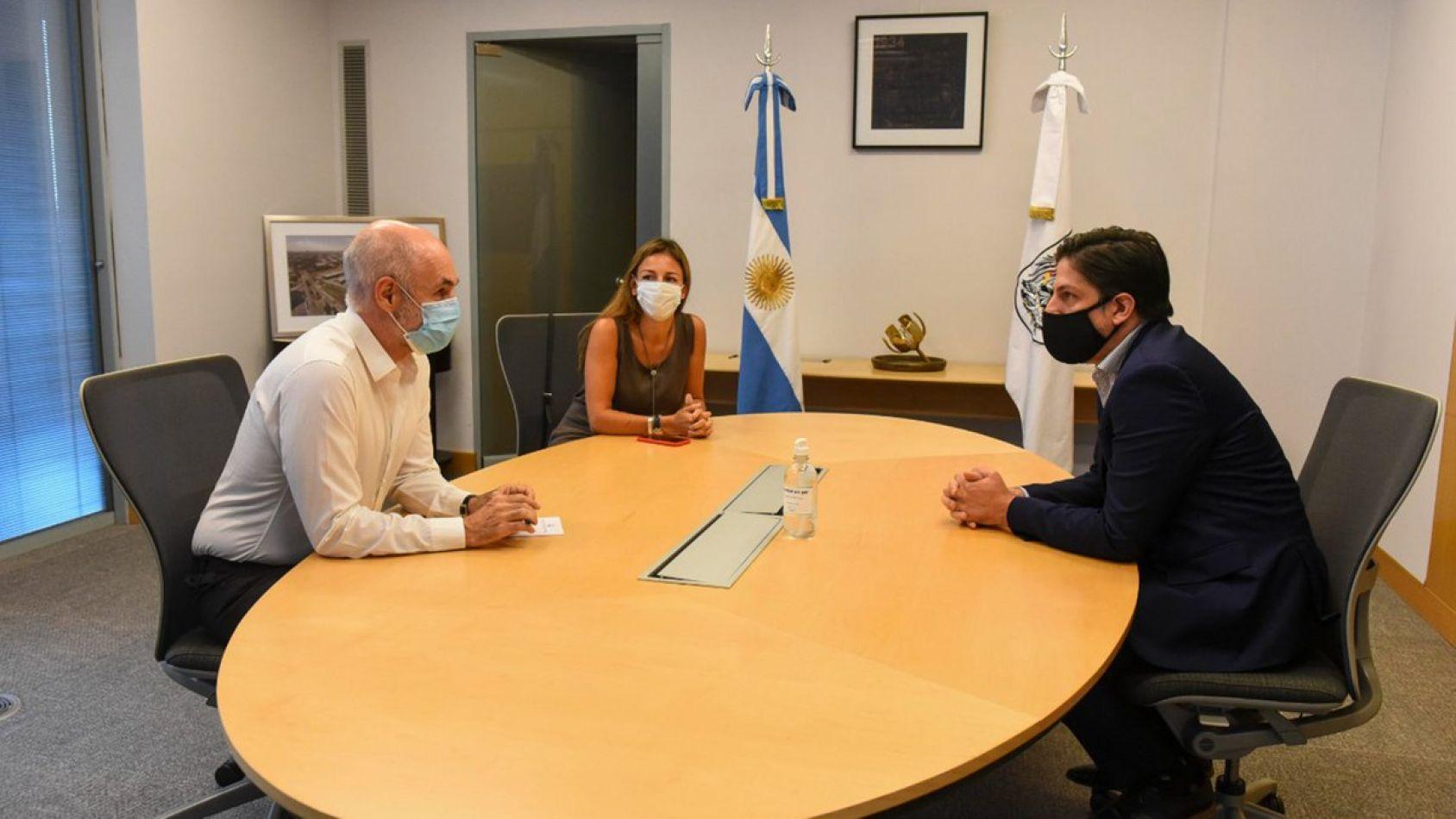 Ahora el Gobierno dice que Rodríguez Larreta debe suspender las clases presenciales por una disposición del Consejo Federal de Educación