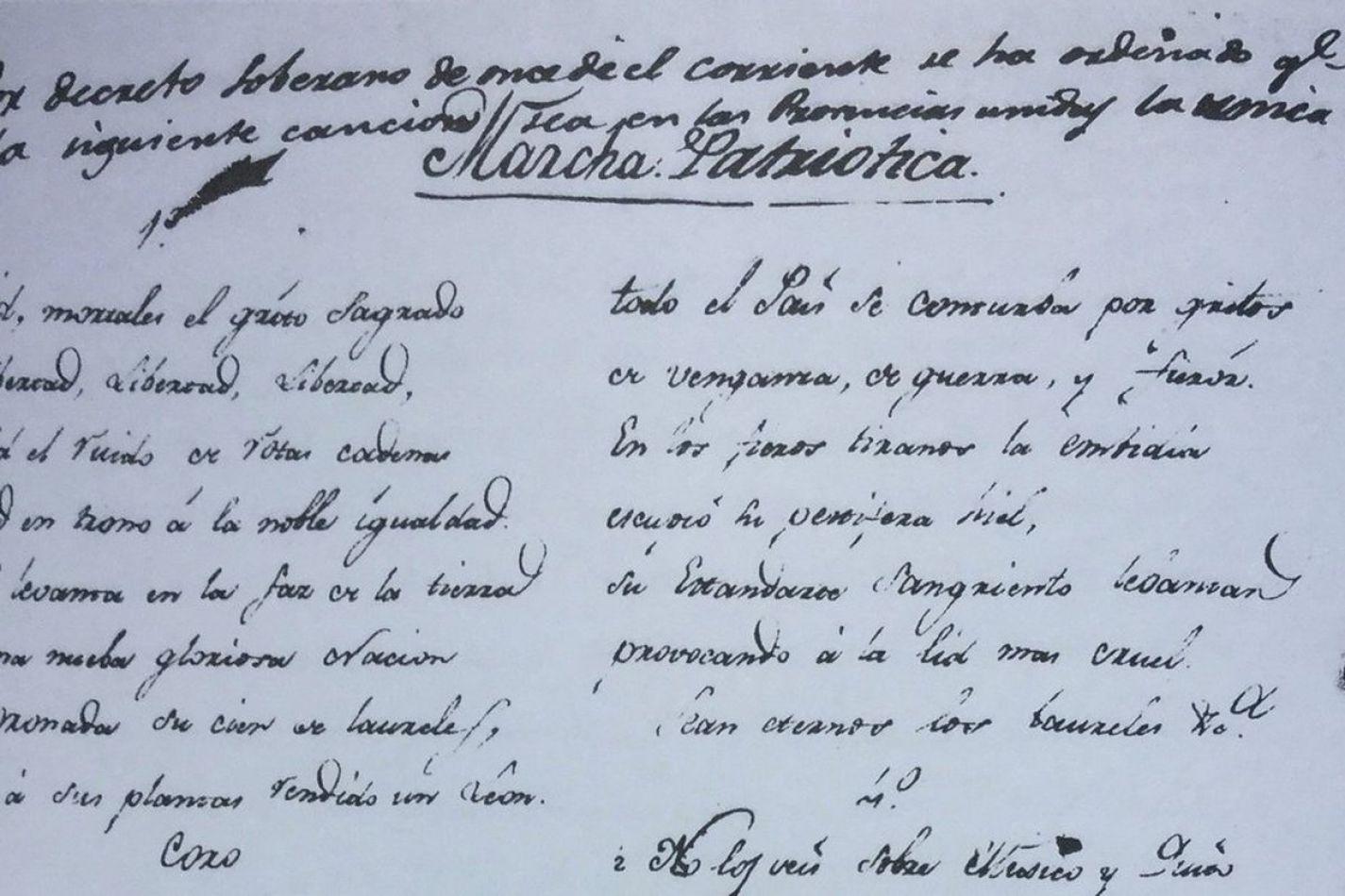 Día del Himno Nacional Argentino: la historia, los enfrentamientos y las estrofas suprimidas de nuestra marcha patriótica