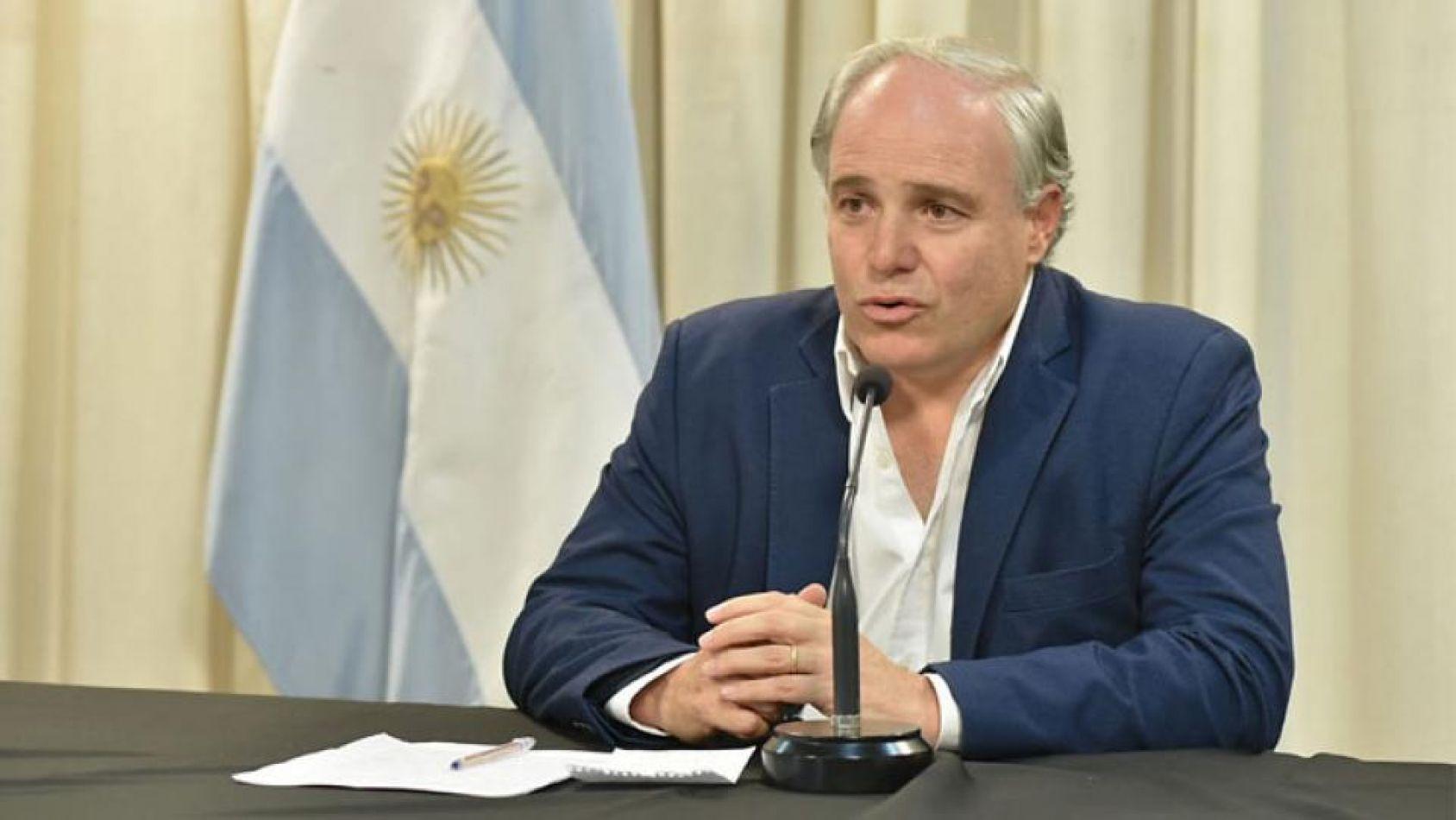 Cánepa dijo que Salta no está en condiciones de suspender la presencialidad de las clases