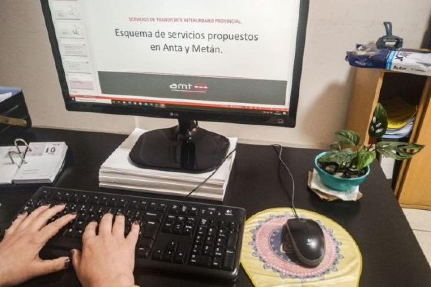 La AMT presentará el proyecto del sistema de transporte interurbano para la región de Anta