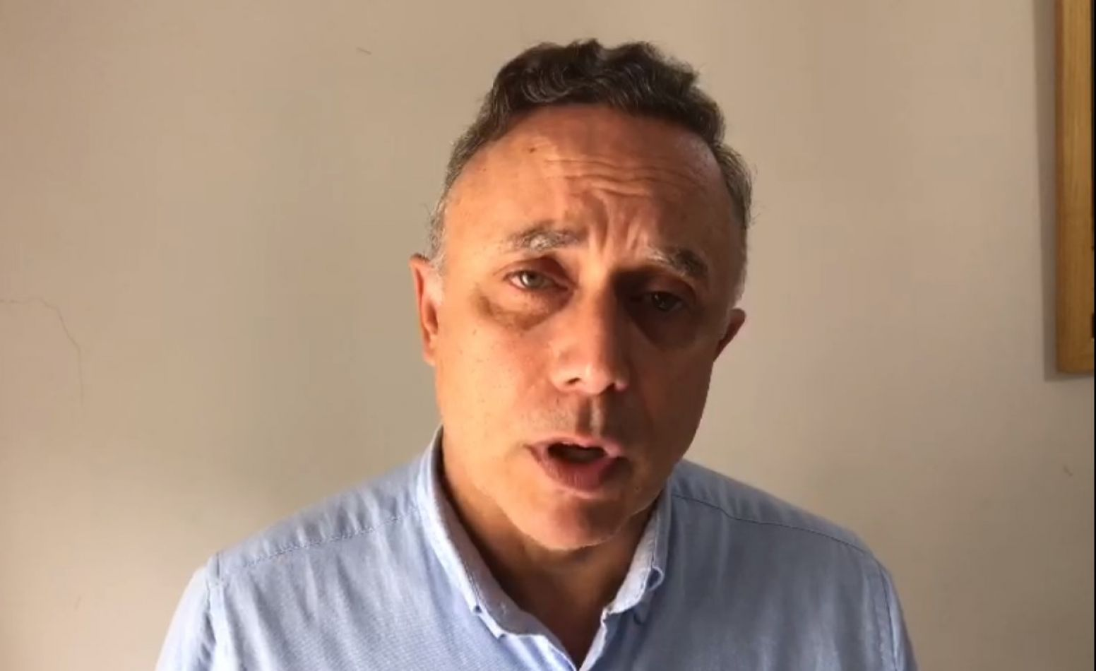 """Fernando Mazzone: """"Somos ajenos a las decisiones que toma el COE, ellos son los iluminados"""""""