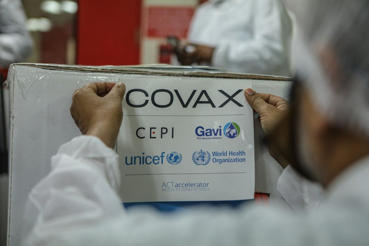 Según Covax, Argentina rechazó el envío de vacunas de Pfizer