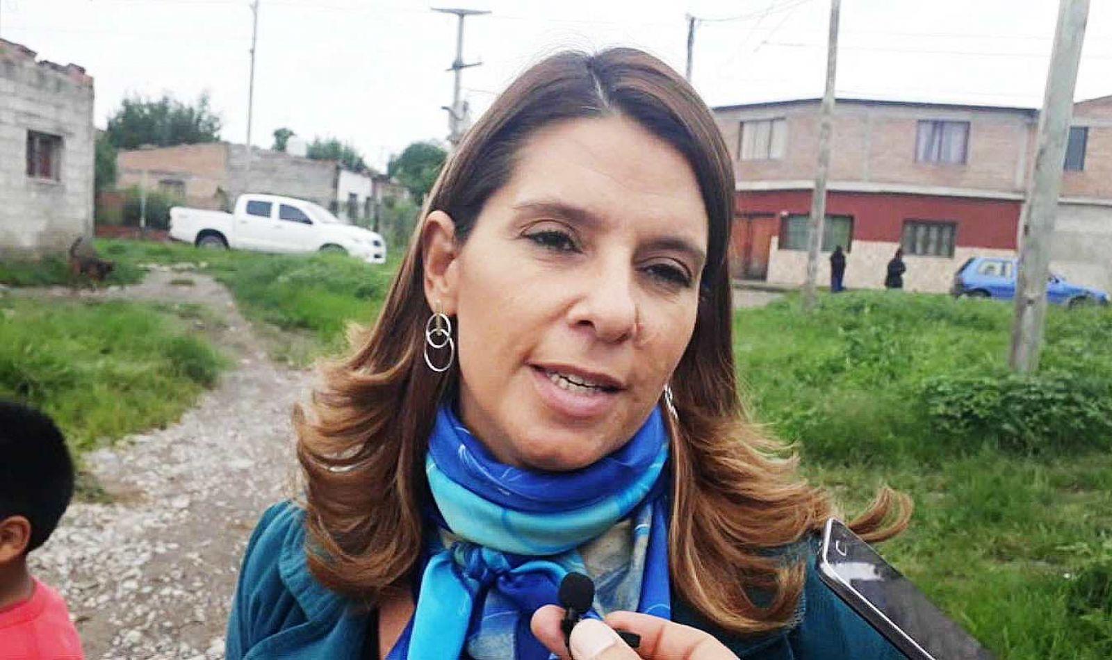 """Verónica Simesen de Bielke: """"No creo que haya ninguna cuestión que genere confusión sobre la causa Huergo"""""""