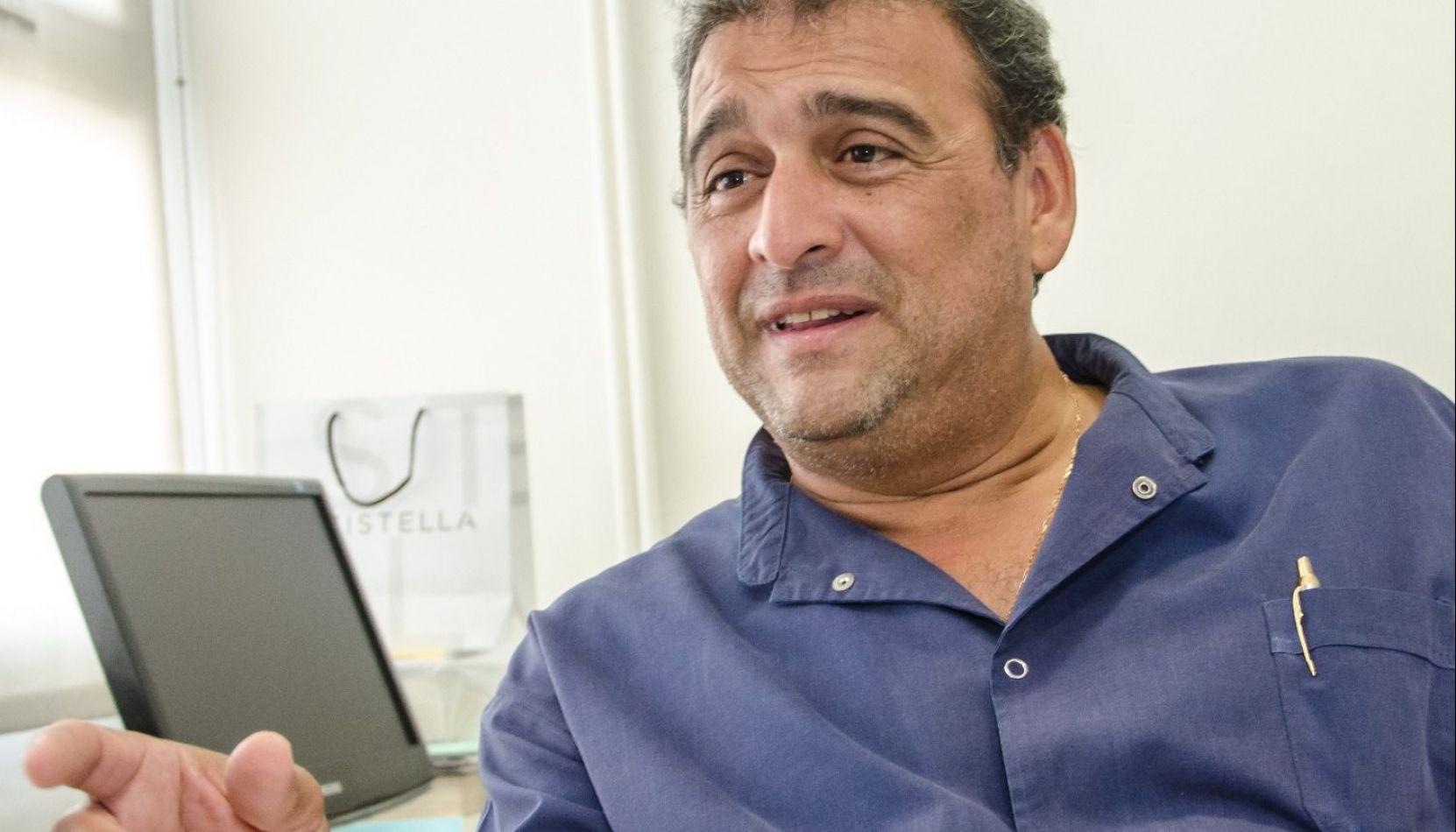 """Dr. Federico Mangione: """"Es importante que las clínicas privadas colaboren"""""""