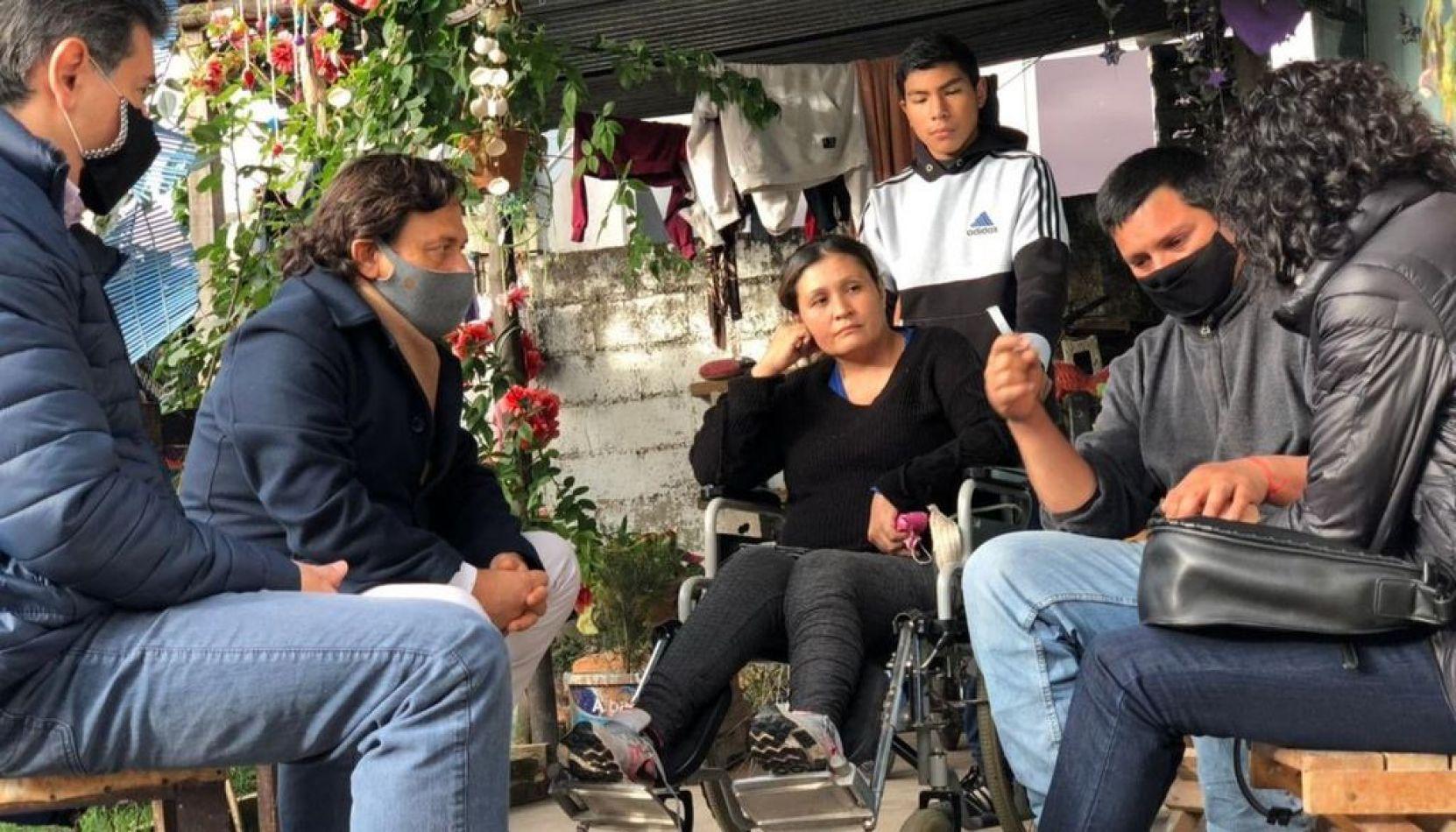 """Rodolfo Gallo: """"Me deja emocionalmente muy apenado haber encontrado los restos de Santiago Cancinos"""""""