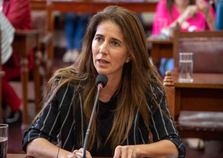 """Socorro Villamayor: """"Cuando una mujer denuncia un caso de violencia tiene un complejo andamiaje en la justicia"""""""