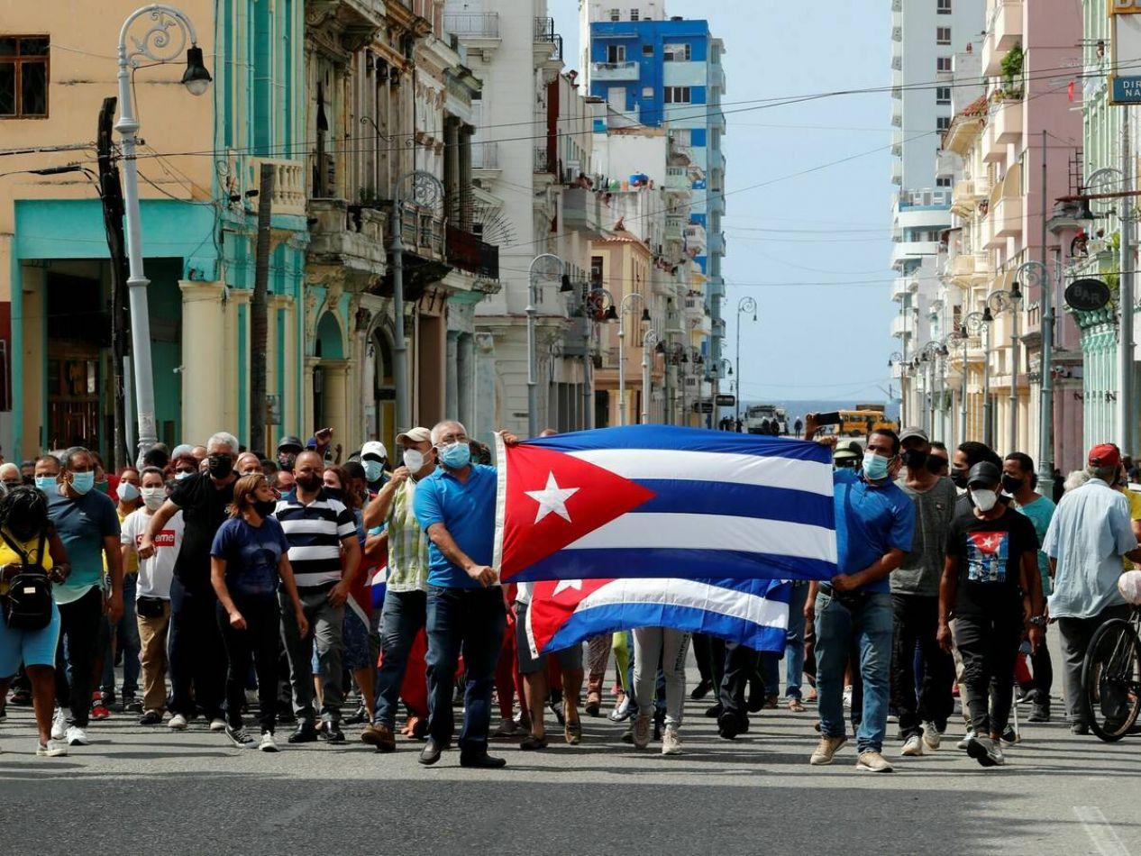 """Juan Francisco Cancio Lazo: """"El gobierno cubano hace muchos años se convirtió en dictadura"""""""