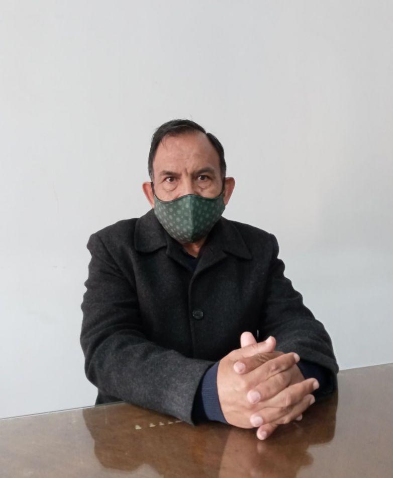 """Vicente Cordeyro: """"Ya se ha infraccionado a algunos partidos políticos por la cartelería"""""""