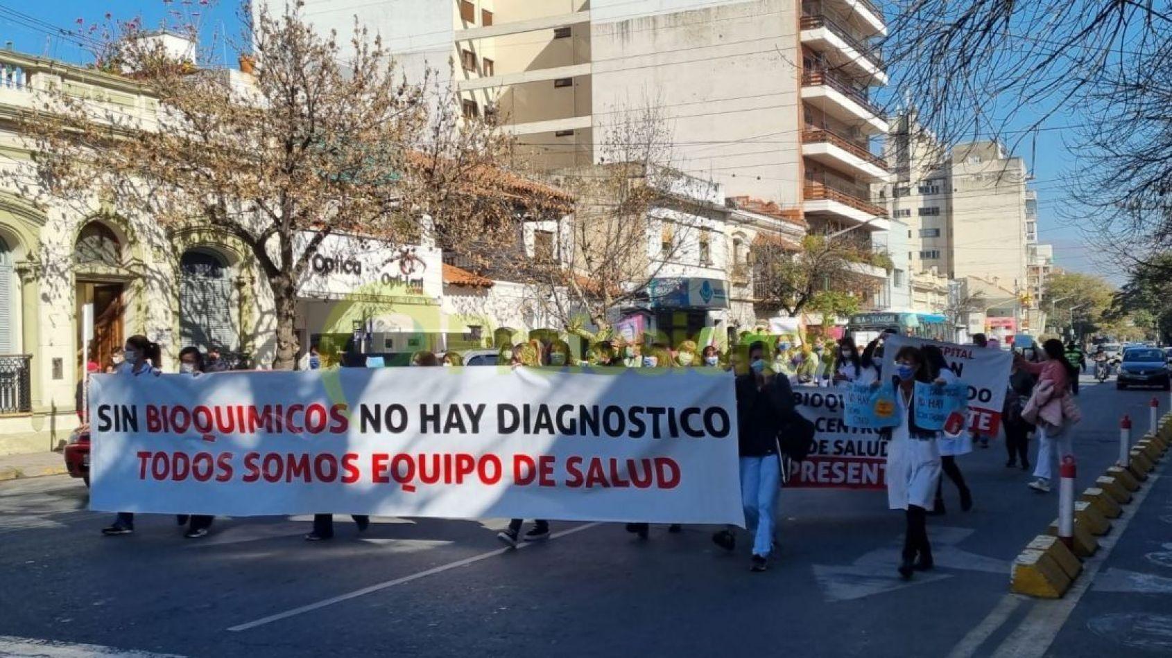 """Diego Marcó: """"Queremos el reconocimiento merecido para los bioquímicos"""""""