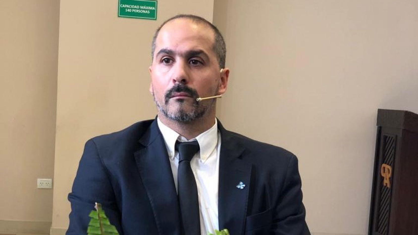 """Christian Abdenur: """"Un 35% de las fuerzas políticas pagan la multa, la mayoría no"""""""