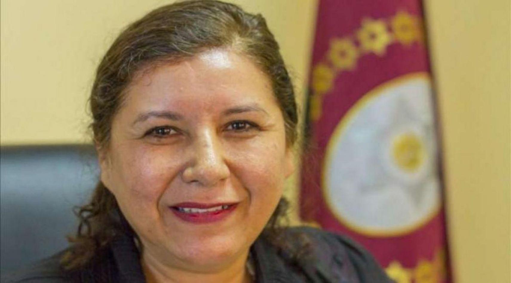 """Yolanda Vega: """"Trabajamos para que Cerrillos sea una ciudad con infraestructura para los vecinos"""""""