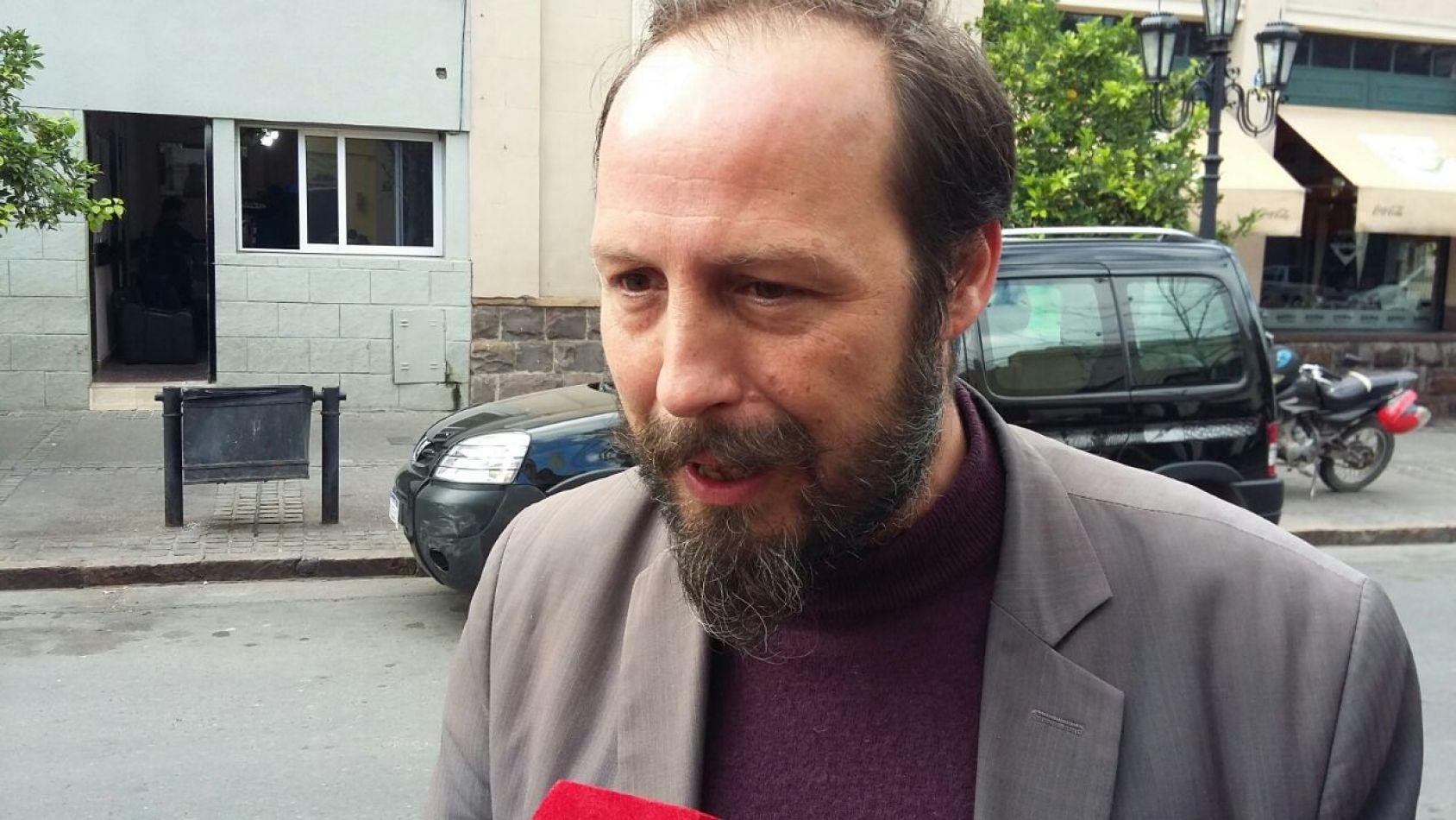 """Mauro Sabbadini: """"No vamos a integrar el Frente de Todos para las elecciones nacionales"""""""
