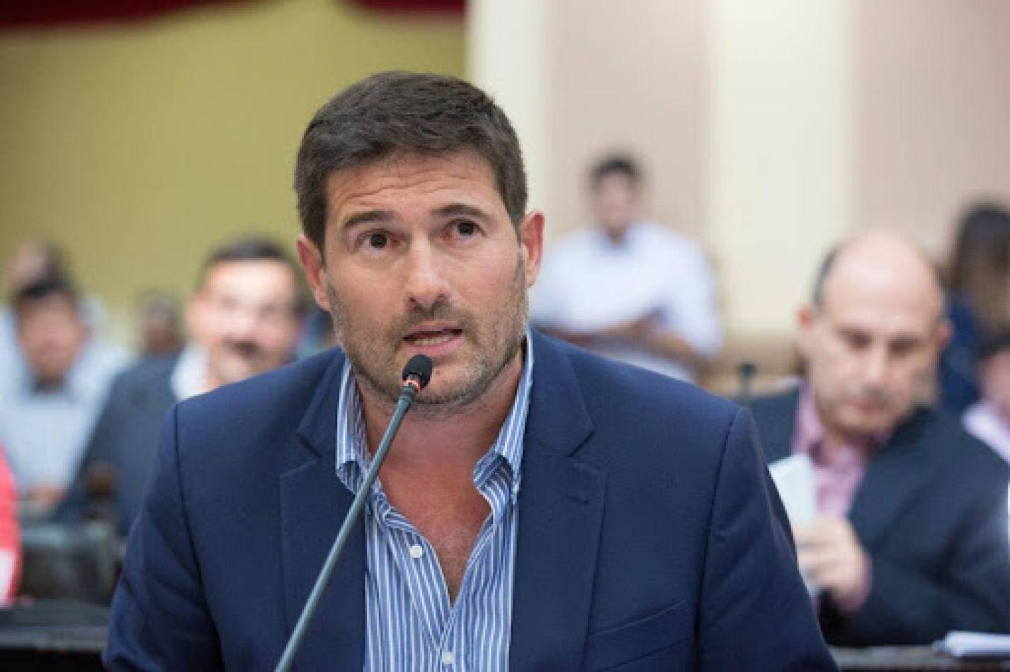 """Javier Diez Villa: """"Las elecciones contaminan de alguna manera los debates legislativos"""""""