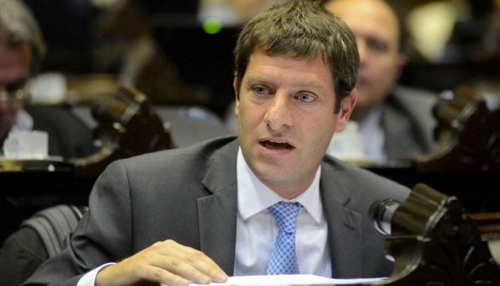 """Javier David: """"Es el momento de acompañar a Gustavo Sáenz y sacar la provincia adelante"""""""
