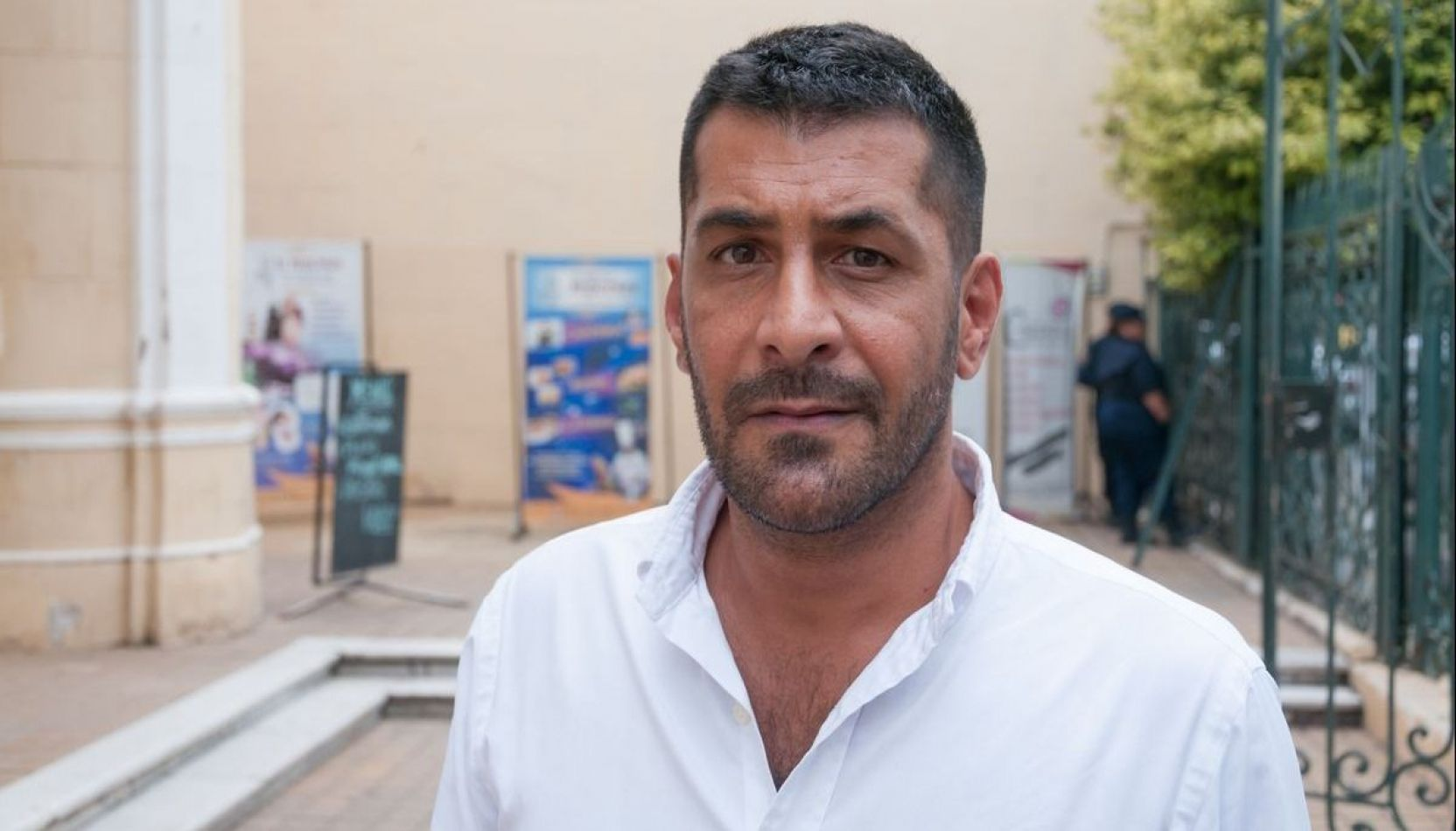 "Héctor Chibán: ""Invito a Zapata a apartarse de inmediato de la Junta Electoral"""