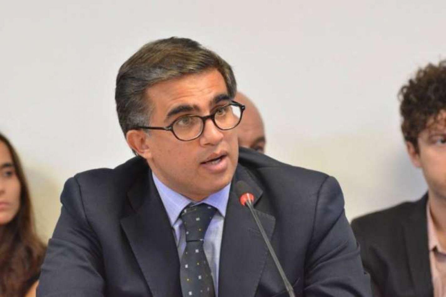 """Miguel Nanni: """"No hay un solo radical en la lista de Héctor Chibán"""""""