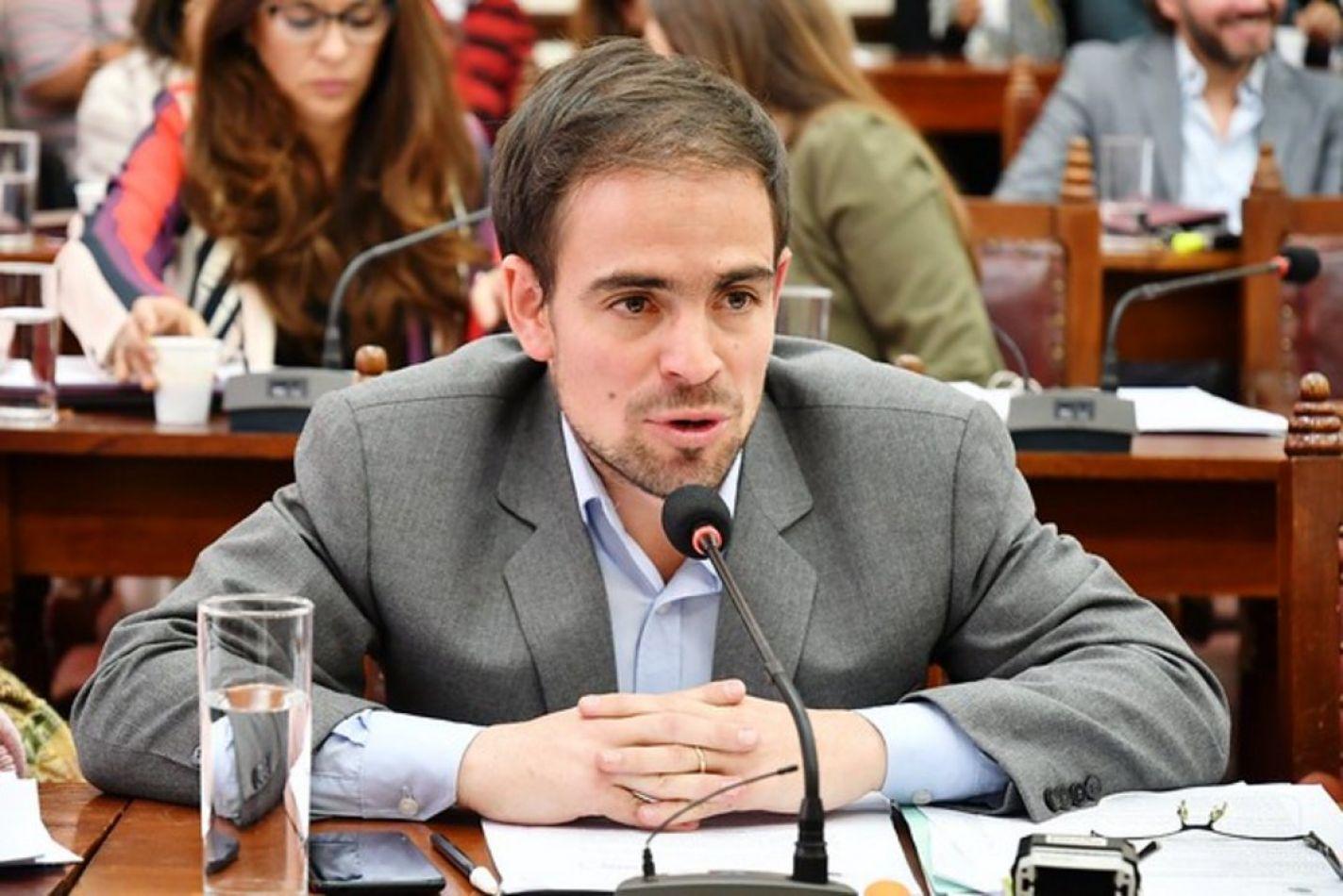"""Santiago Alurralde: """"Evidentemente lo que falta en Salta es educación vial"""""""