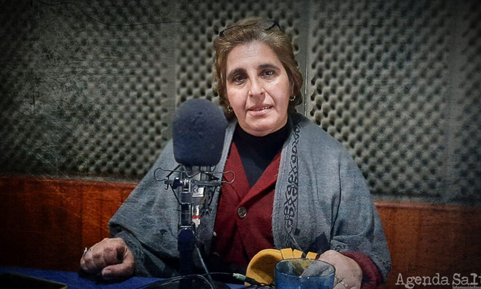 """Silvia Di Piazza: """"El gobierno lo único que hace es cajonear notas y no abrir un canal de diálogo"""""""