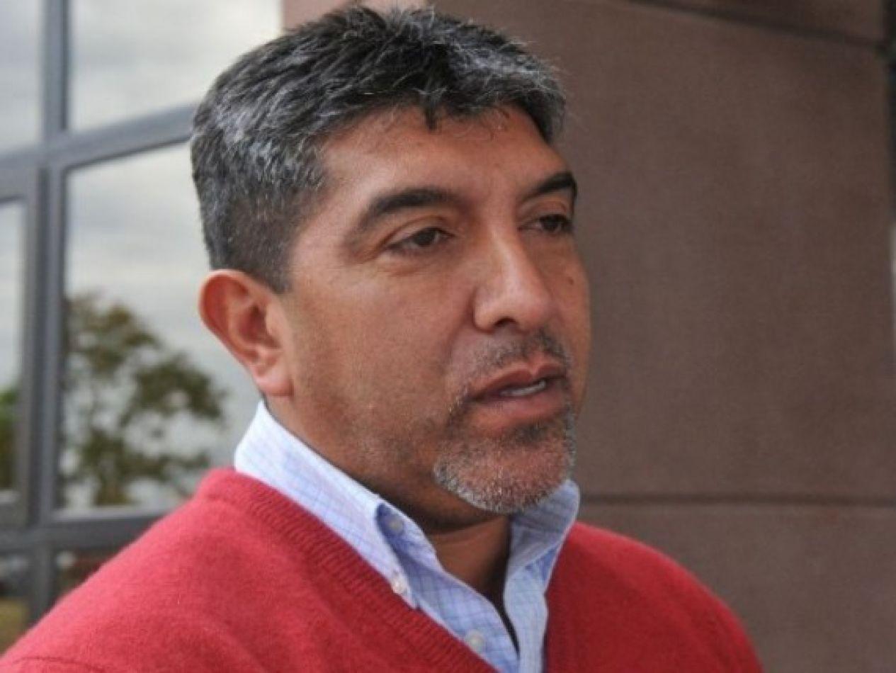 """Eloy Alcalá: """"Es uno de los mejores acuerdos que se ha logrado en el último tiempo"""""""