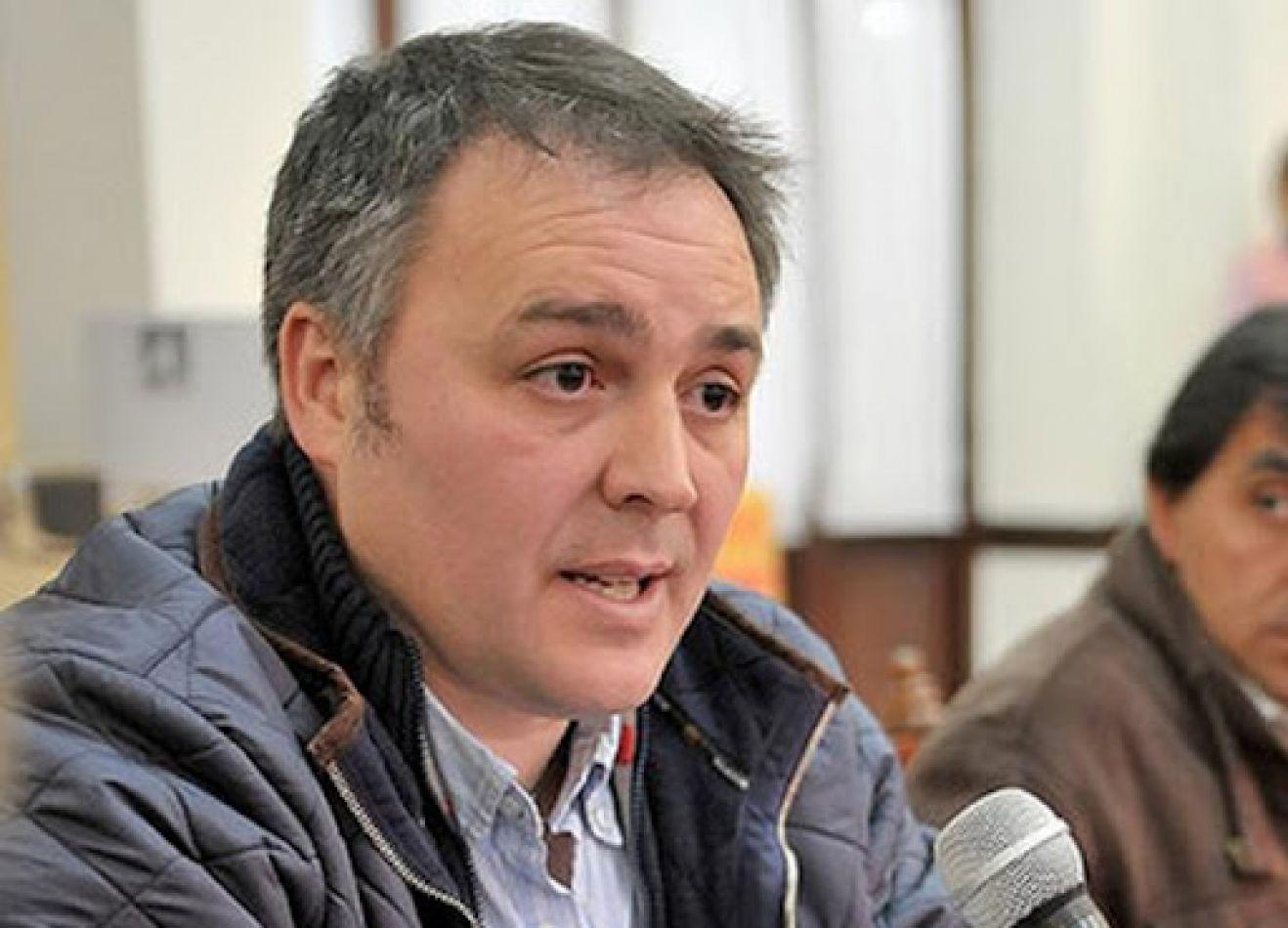 """Nicolás Zenteno: """"Si queremos realmente un control en el tránsito necesitamos mayor presencia policial"""""""