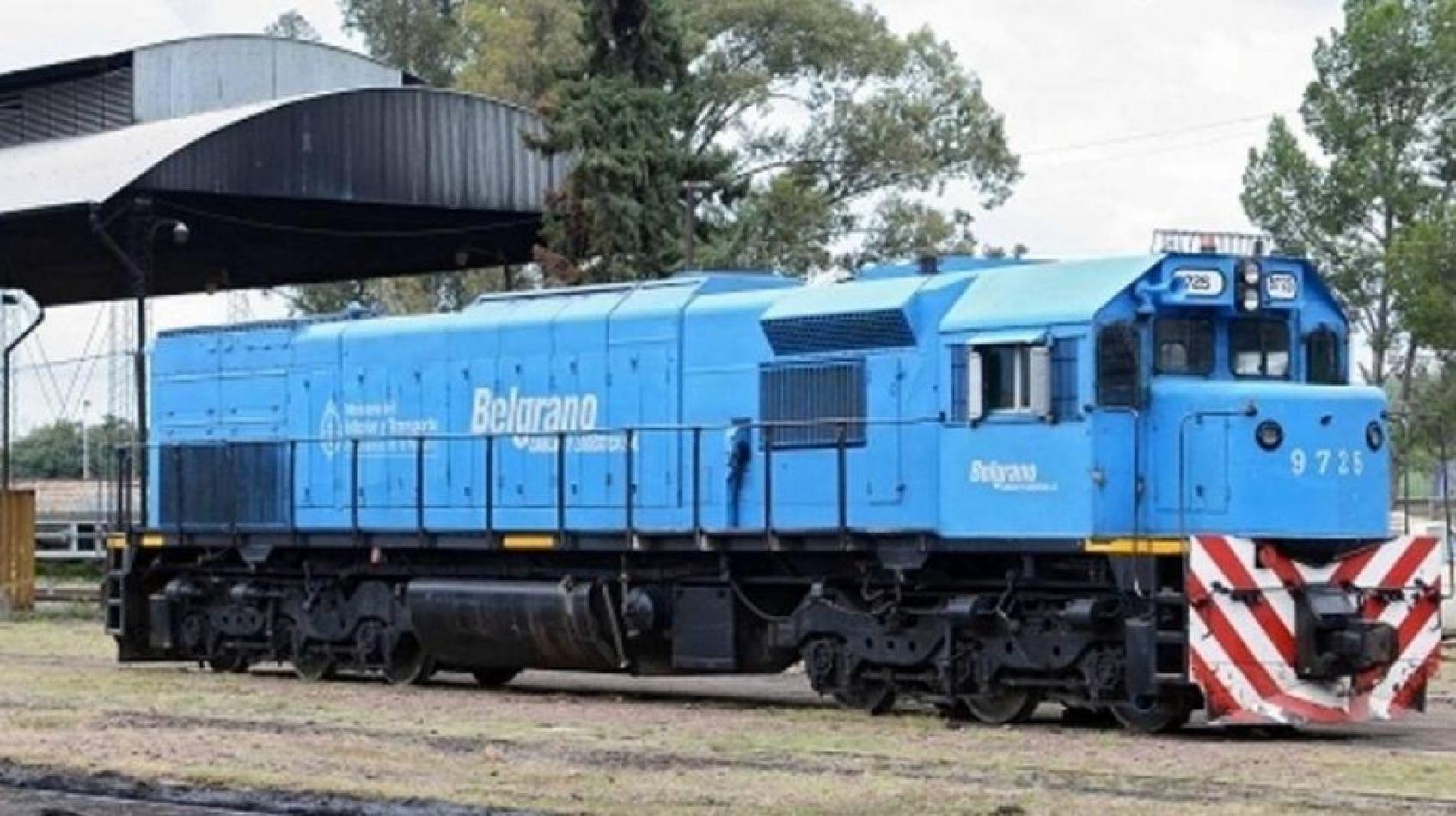 Avanza con éxito la renovación de las vías del Ferrocarril General Belgrano