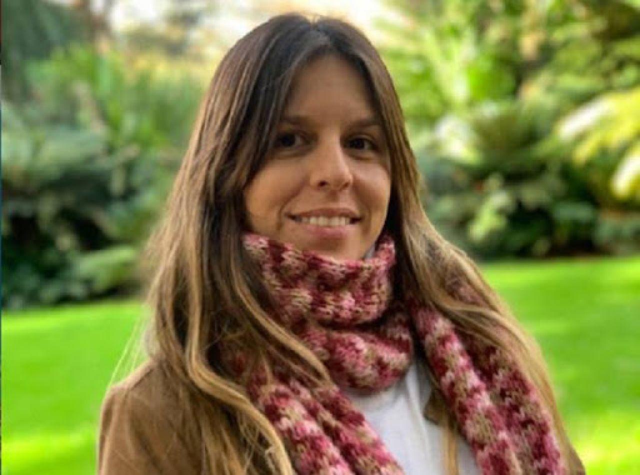 """Inés Liendo: """"Somos una lista joven con nuevas propuestas y nuevos proyectos"""""""