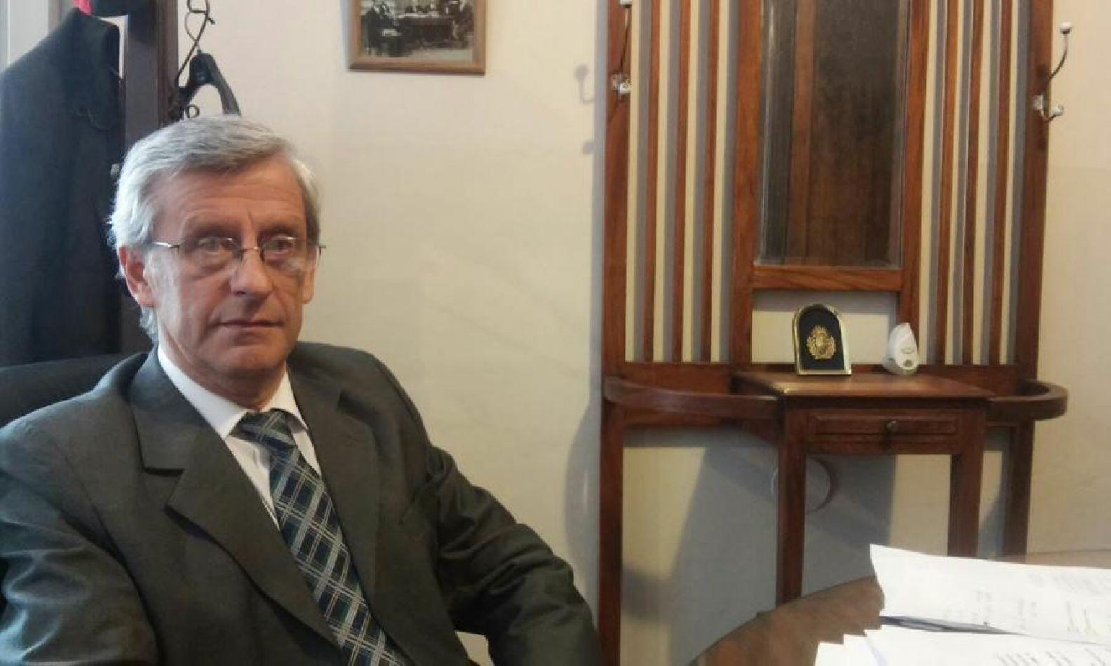 """Dr. Fernando Montaldi: """"Los protocolos son muy similares a los de las elecciones provinciales"""""""