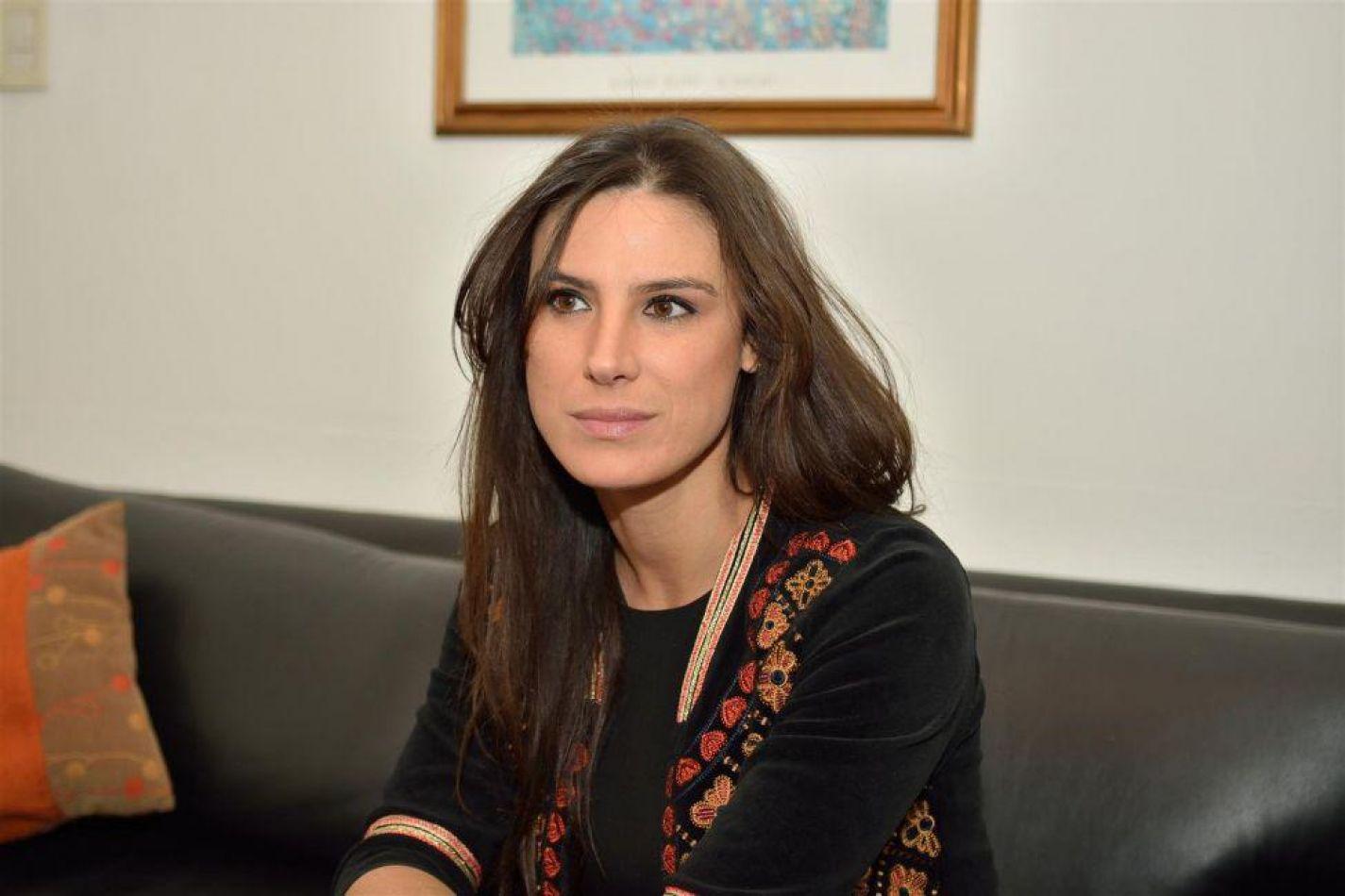 """Pamela Calletti: """"Salta necesita la construcción de políticas públicas para salir adelante"""""""