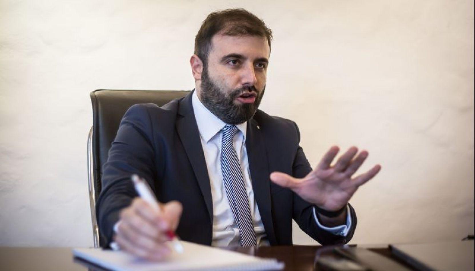 """Álvaro Pérez: """"Hay una Argentina que ni siquiera diagnostica correctamente el problema de inflación"""""""