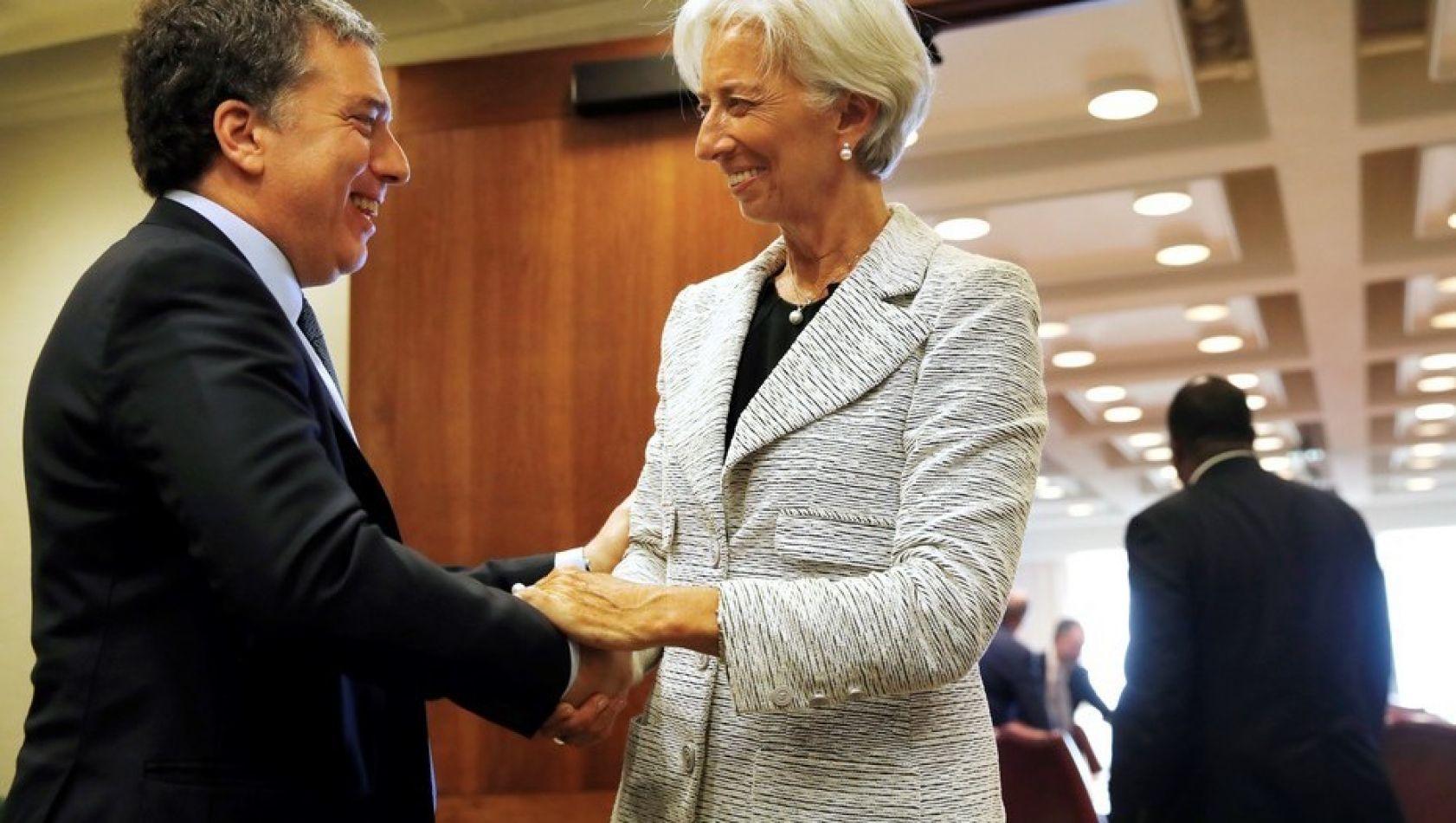 """El FMI confirmó que quiere un """"acuerdo rápido"""" y negó presiones para devaluar"""