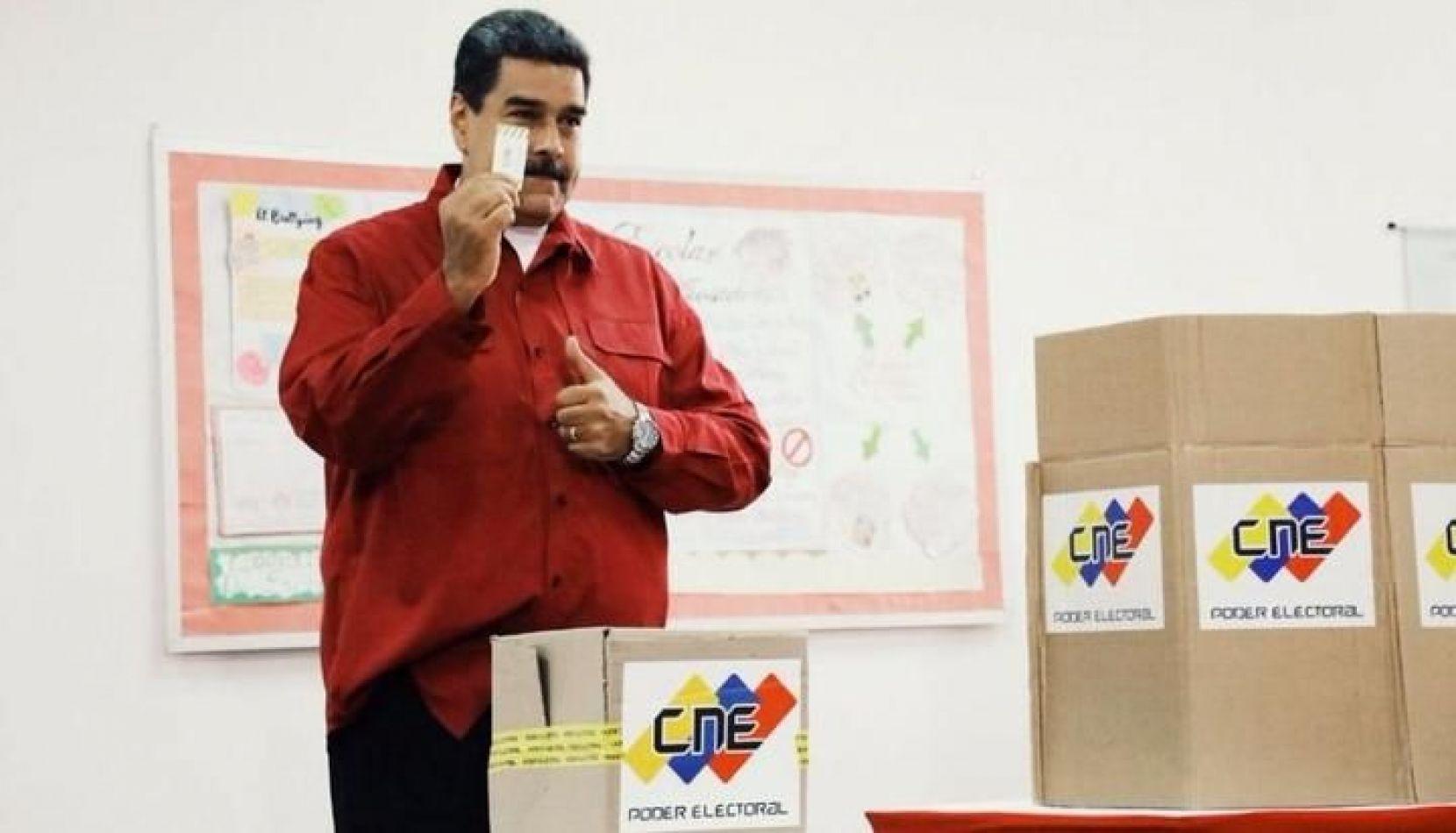 Maduro se proclama ganador, pero la oposición y el mundo desconocen el resultado